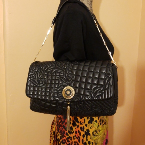 4460de068ce Versace Vanitas Medea Baroque Bag Gold Chain. M_5ab5c859f9e5017c1be65a8c
